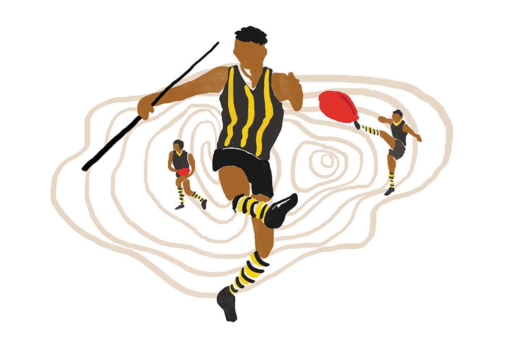 Noongar-IllustrationGroup-KonradMarshall